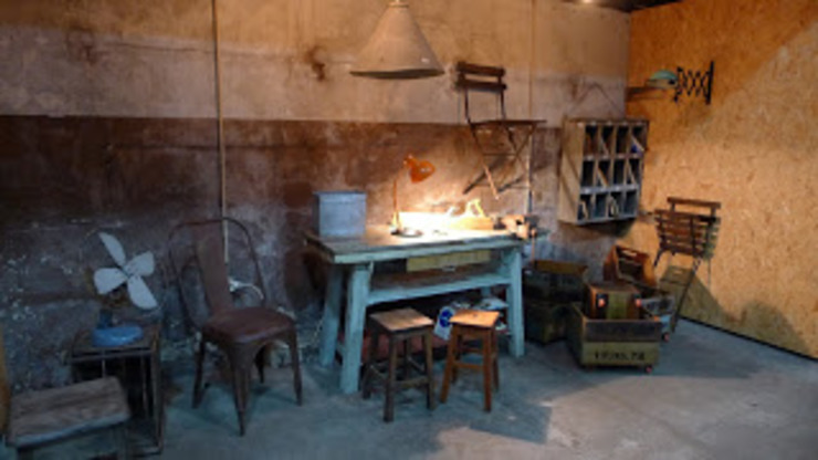 industrial  by Cantinho do Vintage, Industrial