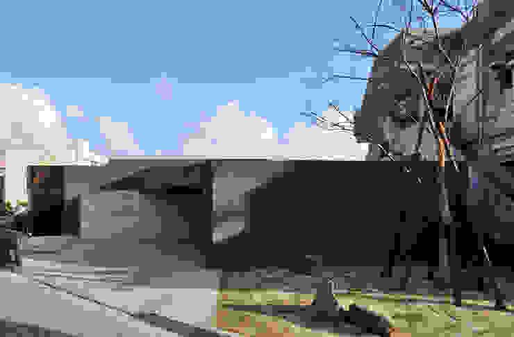 모던스타일 주택 by 株式会社クレールアーキラボ 모던 철근 콘크리트