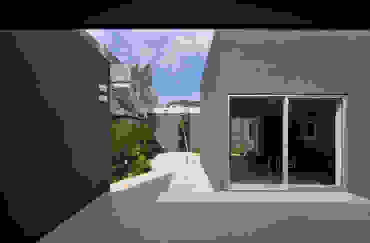 庭 モダンな庭 の 株式会社クレールアーキラボ モダン 鉄筋コンクリート
