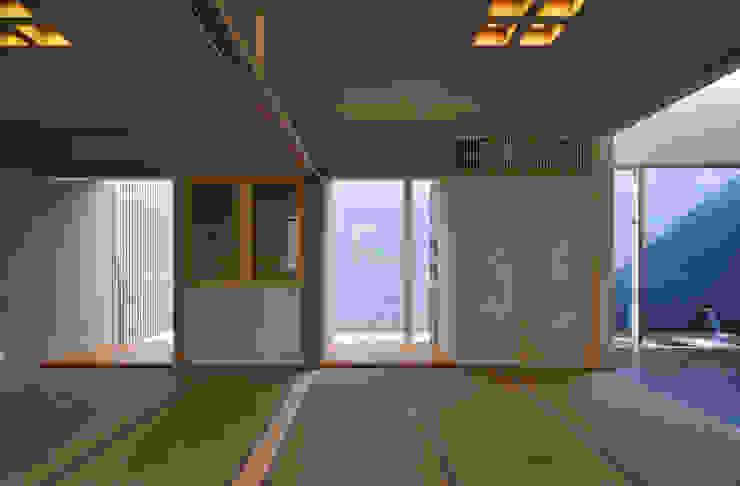 모던스타일 침실 by 株式会社クレールアーキラボ 모던 철근 콘크리트