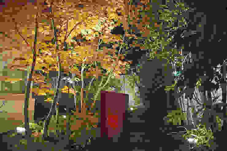 I様邸: WA-SO design    -有限会社 和想-が手掛けた折衷的なです。,オリジナル 木 木目調