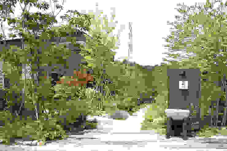O様邸 WA-SO design -有限会社 和想- カントリーな 庭