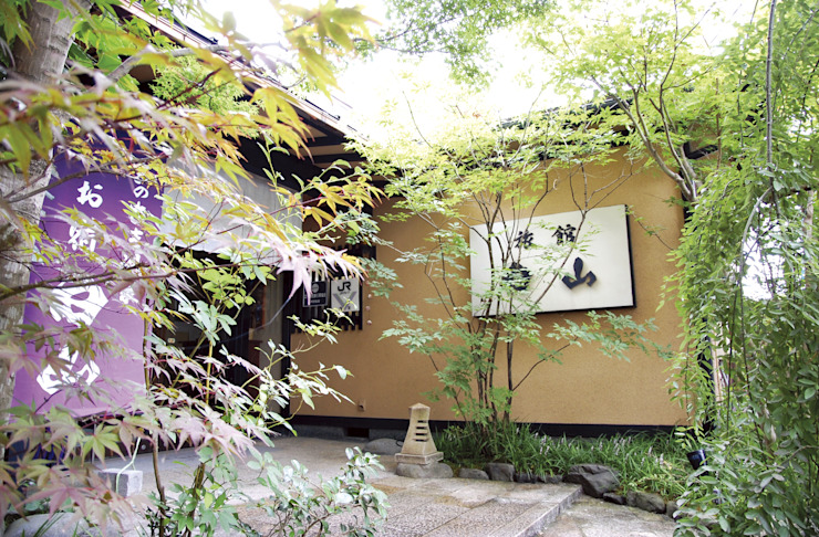 Kinosaki Onsen Oyado Hakusan / きのさき温泉 お宿 白山 クラシカルなホテル の WA-SO design -有限会社 和想- クラシック