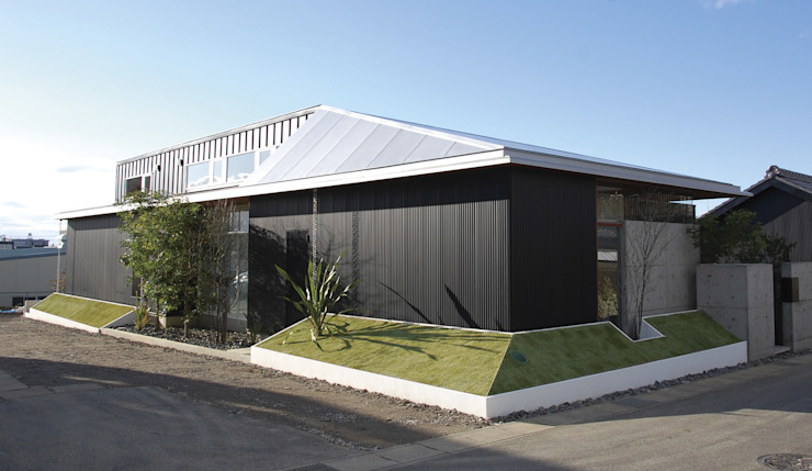 Nonoyama house / 野々山様邸 オリジナルな 家 の WA-SO design -有限会社 和想- オリジナル