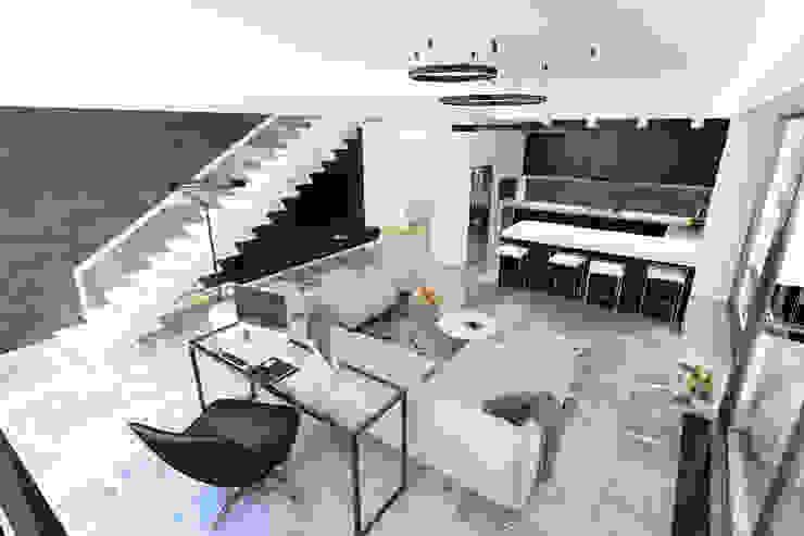 Moderne woonkamers van BURO'82 Modern