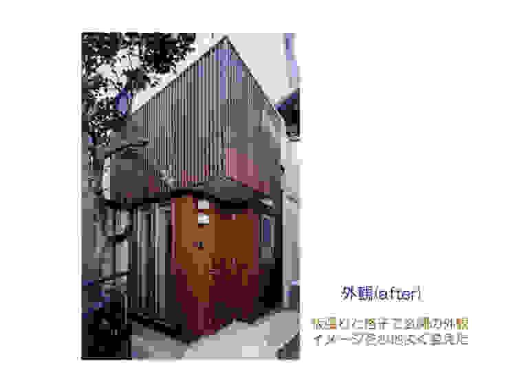Eklektyczne domy od 豊田空間デザイン室 一級建築士事務所 Eklektyczny