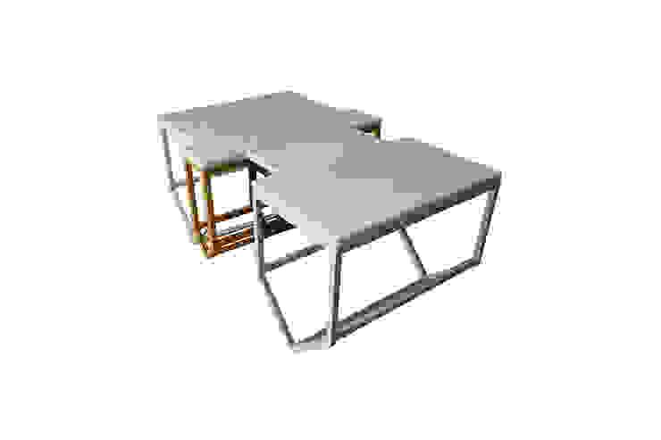 Bela Vista | mesa de centro por Estado d'Alma Minimalista