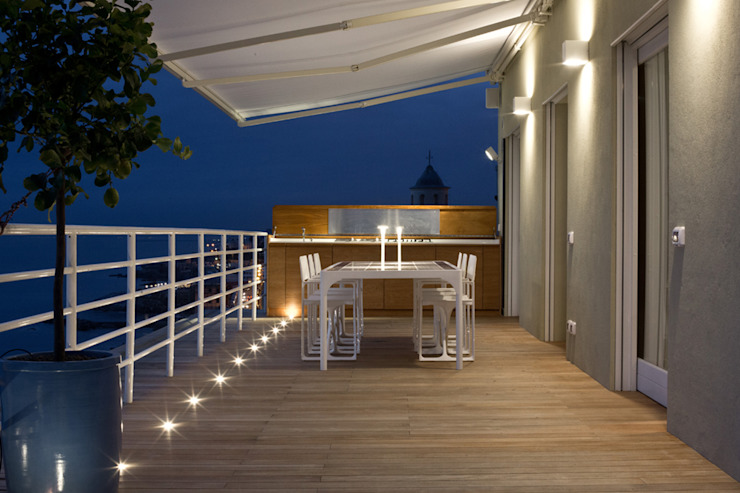 Terrace by marta carraro , Mediterranean