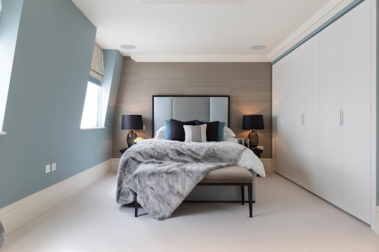 Bedroom by LINLEY London , Modern