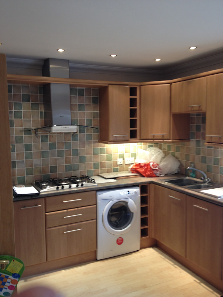 The Stages of a Customer's Kitchen Installation in Bristol, UK The ALNO Store Bristol