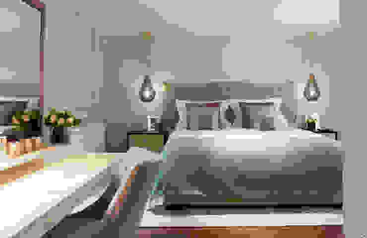Lancasters Show Apartments - Bedroom LINLEY London 臥室