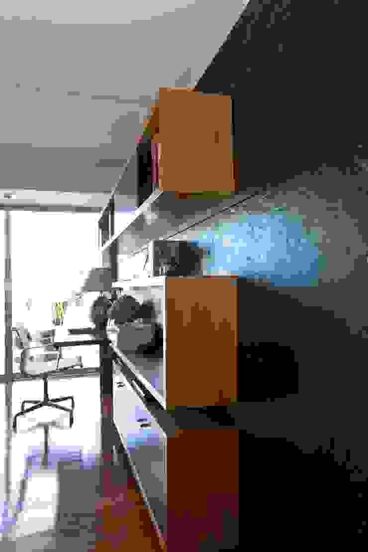 Casa A.F. | atelier d'arquitectura J. A. Lopes da Costa Escritórios modernos por Atelier d'Arquitetura Lopes da Costa Moderno