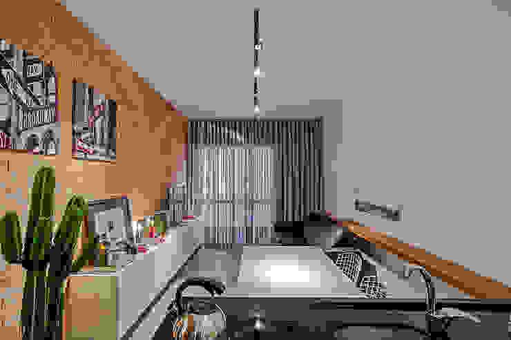 Comedores de estilo moderno de Studio Boscardin.Corsi Arquitetura Moderno