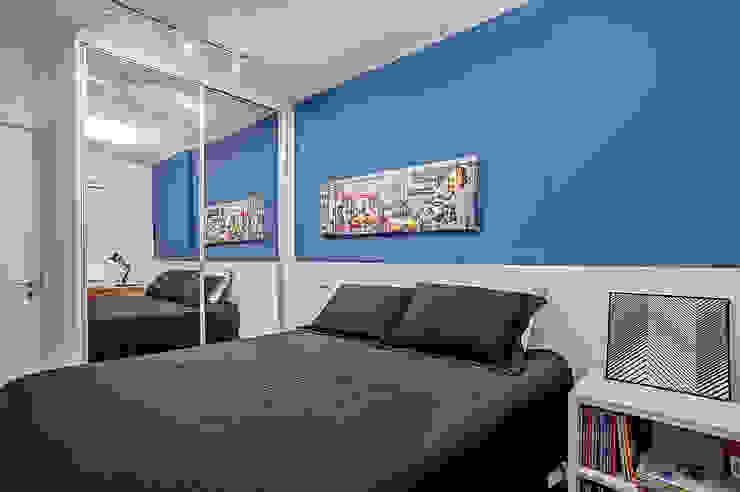 모던스타일 침실 by Studio Boscardin.Corsi Arquitetura 모던