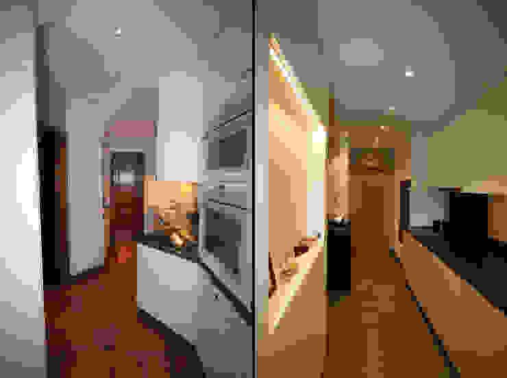 Cocinas de estilo  por Sfeerontwerp | créateur d'atmosphère, Moderno