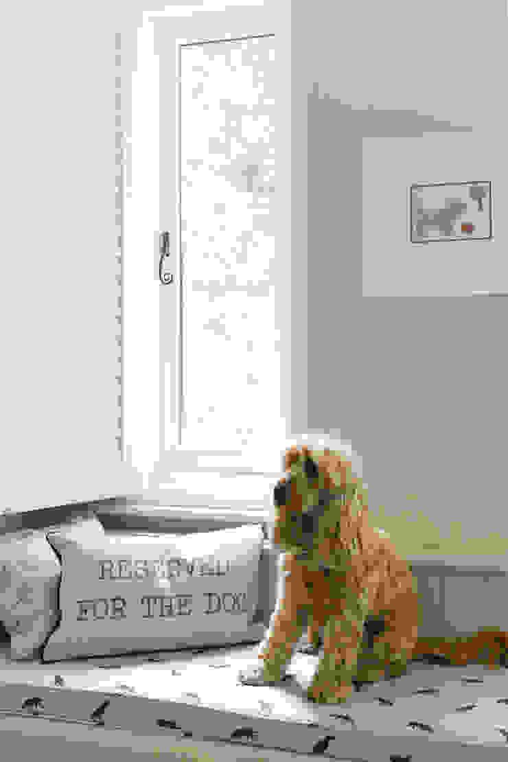 Sitting room Classic windows & doors by The Wood Window Alliance Classic Wood Wood effect