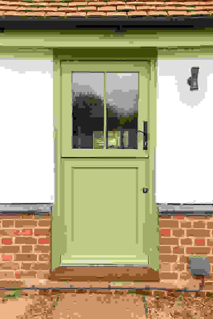 Back door Classic windows & doors by The Wood Window Alliance Classic Wood Wood effect