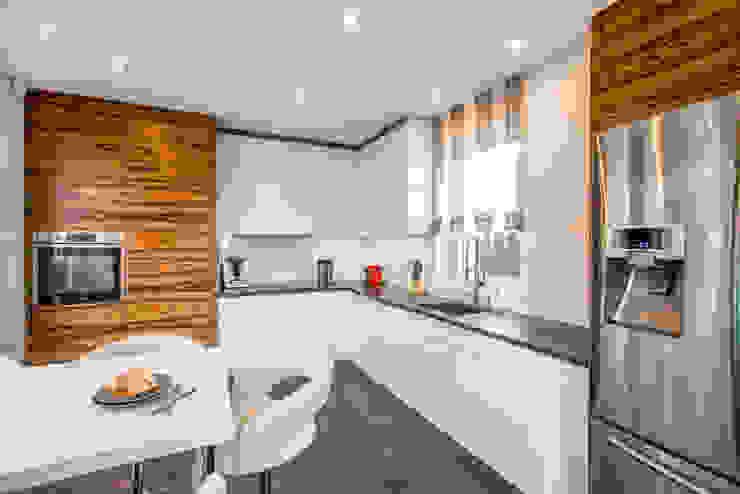 Dapur Modern Oleh Viva Design - projektowanie wnętrz Modern