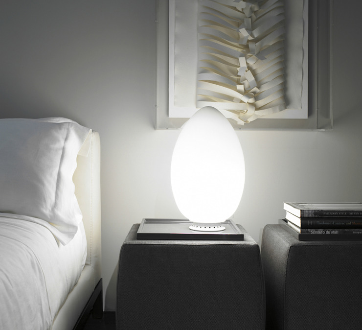 NEDGIS BedroomLighting Glass White