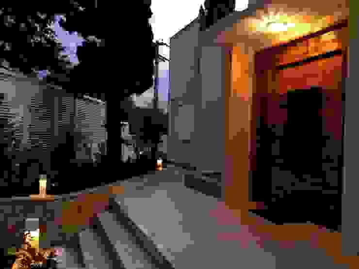 Moderne huizen van Arquitetura Ecológica Modern