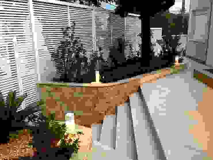Moderne tuinen van Arquitetura Ecológica Modern