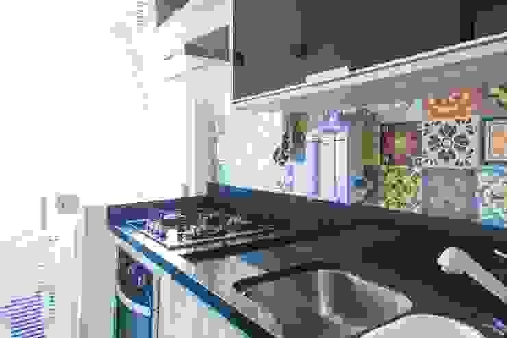 Apartamento Single - São Paulo - Brasil Cozinhas ecléticas por Arquitetura Ecológica Eclético