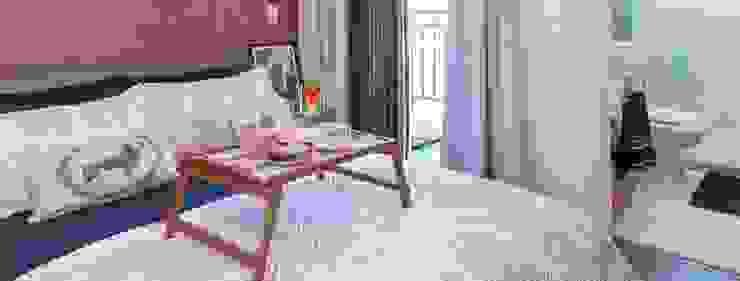 Apartamento Single - São Paulo - Brasil Quartos ecléticos por Arquitetura Ecológica Eclético