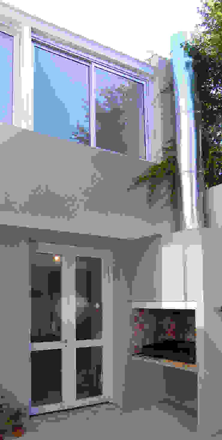 PH en Villa del Parque Casas modernas: Ideas, imágenes y decoración de PERSPECTIVA Moderno
