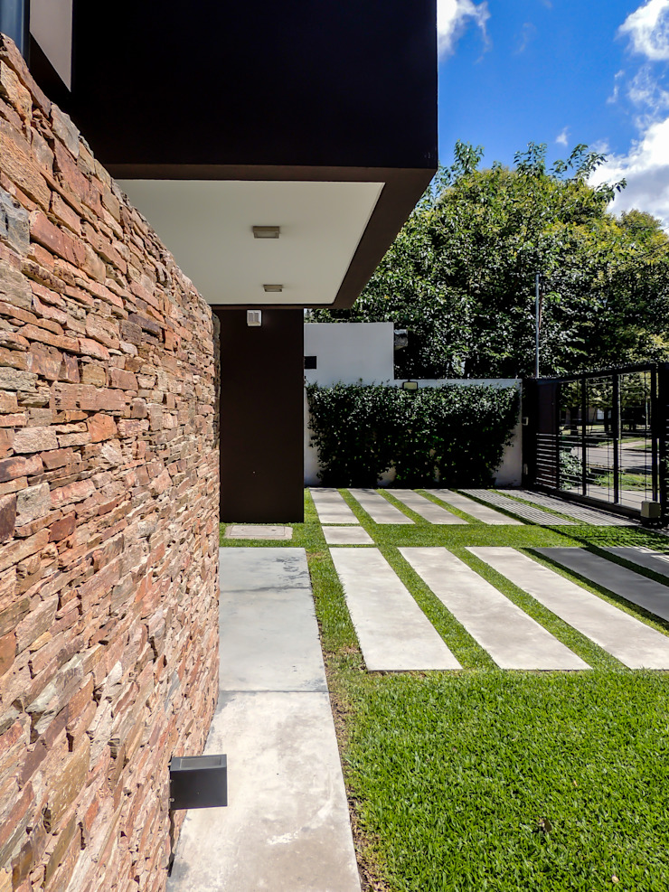 Casas modernas de Carbone Arquitectos Moderno
