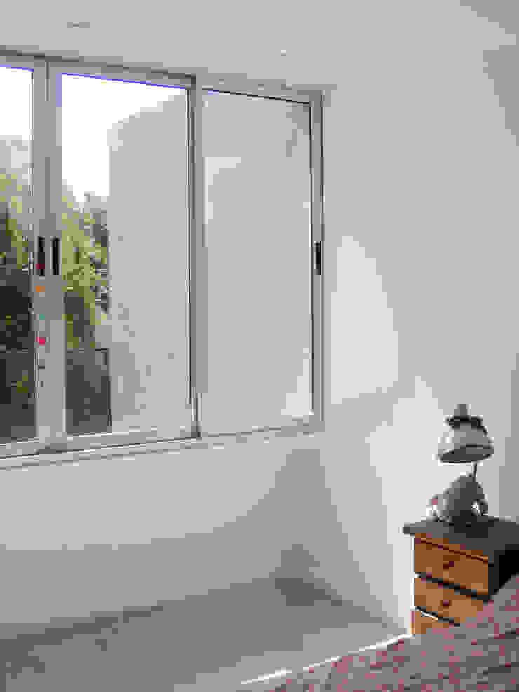 PH en Villa del Parque Dormitorios modernos: Ideas, imágenes y decoración de PERSPECTIVA Moderno