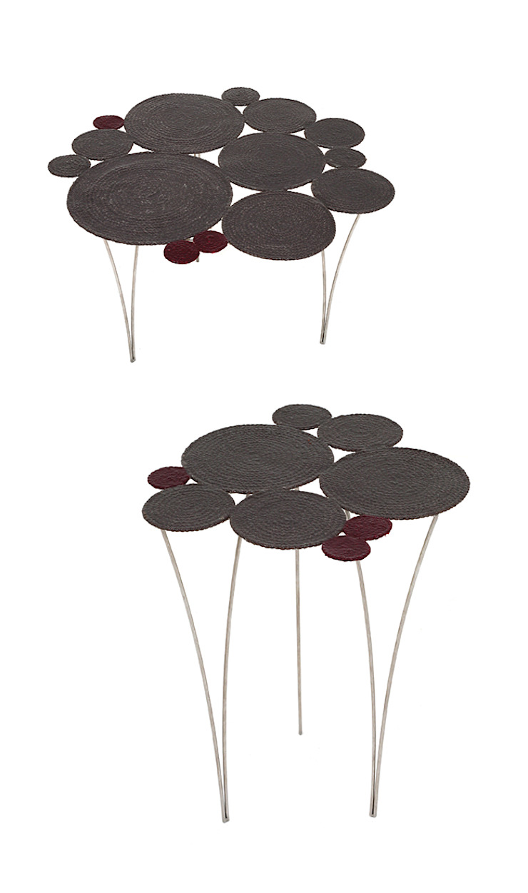 Darono | IN | Waterlilly Coffe Table por Darono Moderno