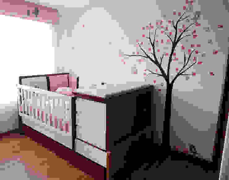 Habitación Infantil de Fiordana Diseño Interior Moderno Madera Acabado en madera