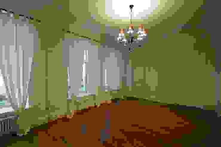 Chistie Prudy flat. Total reconstruction. Chambre industrielle par Alexander Krivov Industriel Briques
