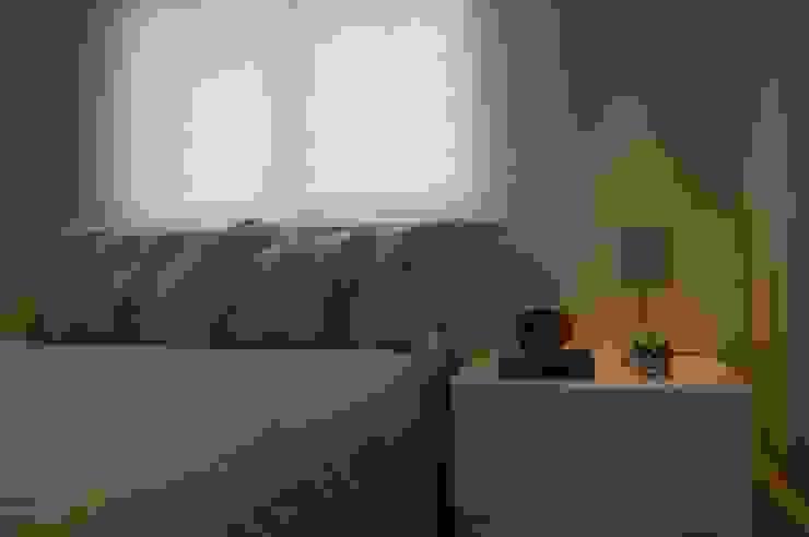 Apartamento 294m² Quartos modernos por Fabiana Rosello Arquitetura e Interiores Moderno