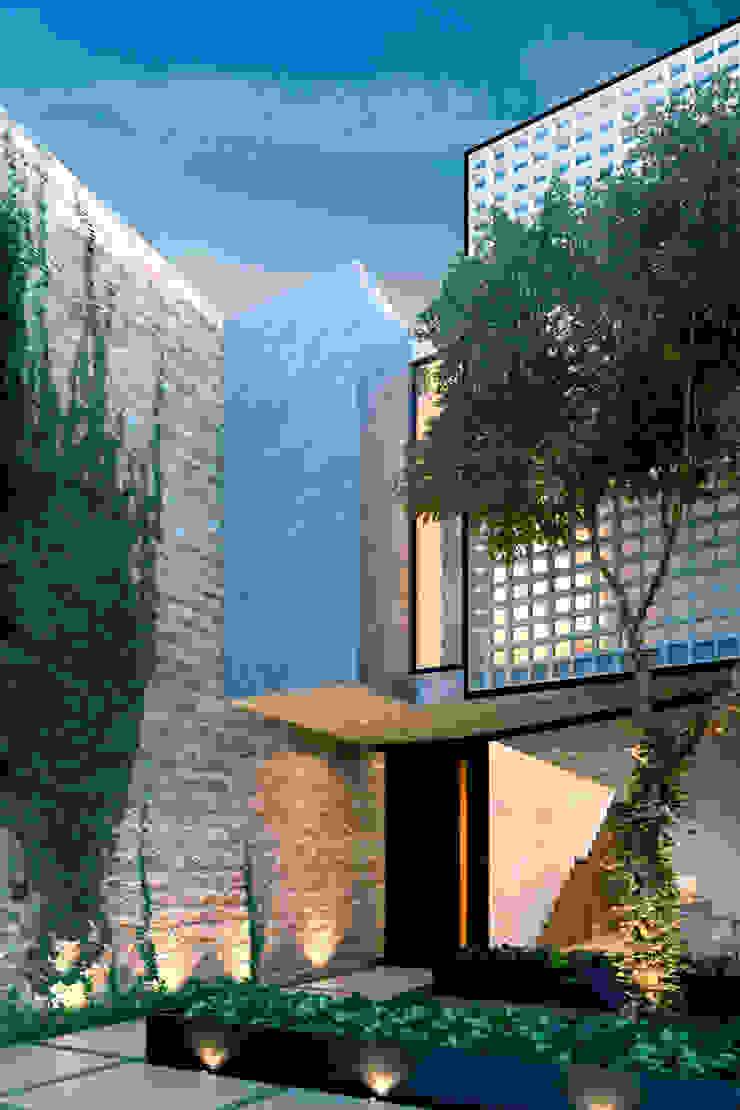 NP CC Casas minimalistas de Esquiliano Arqs Minimalista