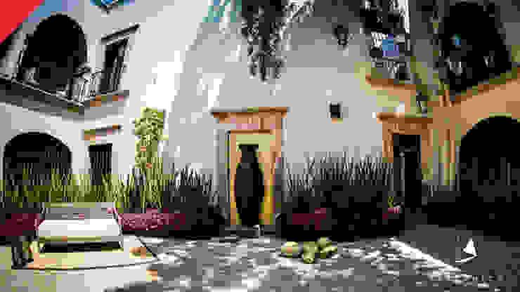 Mesón de Santa Rosa Hoteles de estilo colonial de Tectónico Colonial