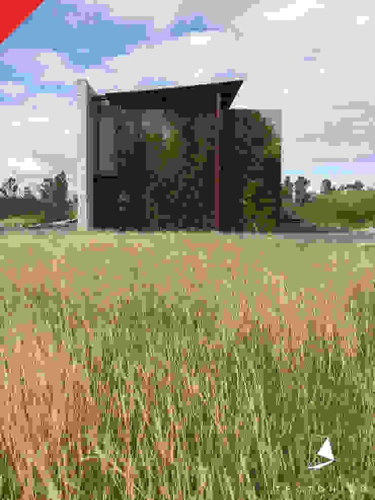 Villa Club de Polo & Ski El Marques Casas minimalistas de Tectónico Minimalista