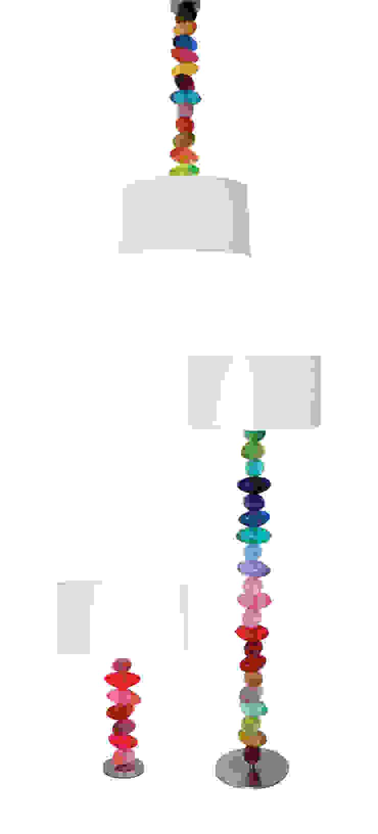 Darono | IN | Abiu Lamps por Darono Moderno