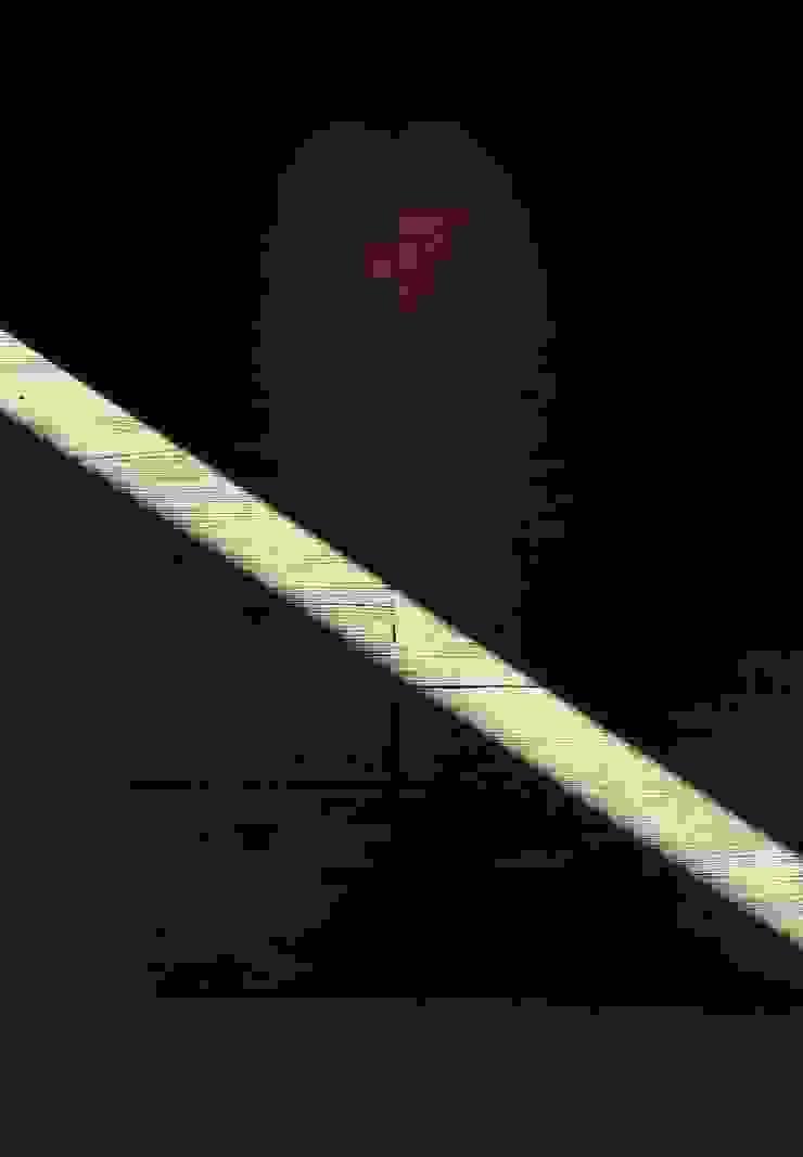 SITSUKAWA HOUSE 和風の 玄関&廊下&階段 の 髙岡建築研究室 和風