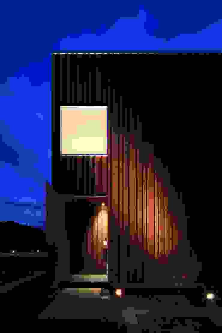 SITSUKAWA HOUSE 日本家屋・アジアの家 の 髙岡建築研究室 和風