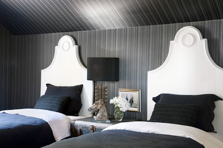 Eclectic style bedroom by Antonio Martins Interior Design Inc Eclectic