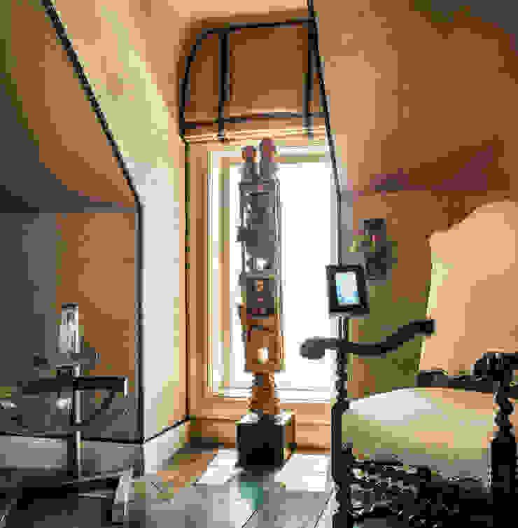 San Francisco Decorator Showcase 2013 Quartos ecléticos por Antonio Martins Interior Design Inc Eclético