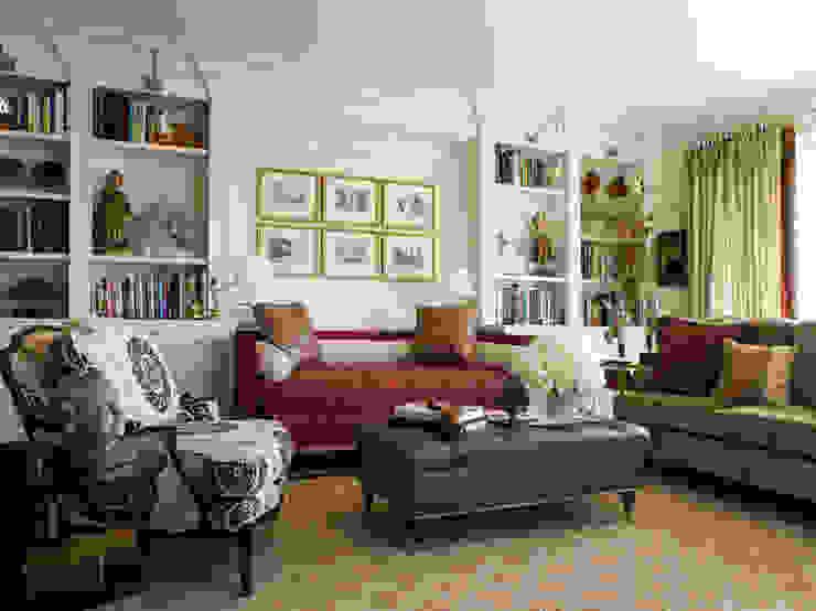 Antonio Martins Interior Design Inc Ruang Makan Klasik