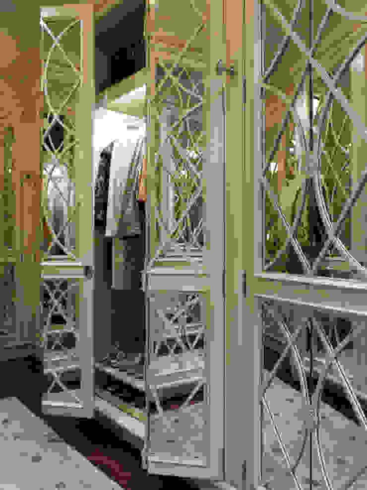 Antonio Martins Interior Design Inc Ruang Ganti Klasik