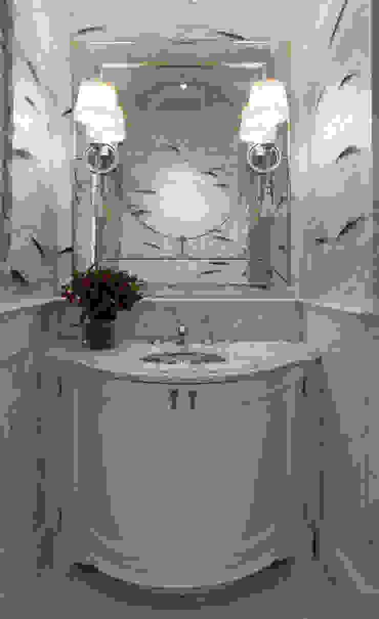Antonio Martins Interior Design Inc Kamar Mandi Klasik