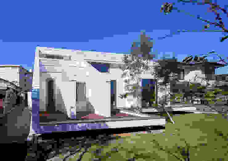 Nowoczesne domy od Architect Show Co.,Ltd Nowoczesny