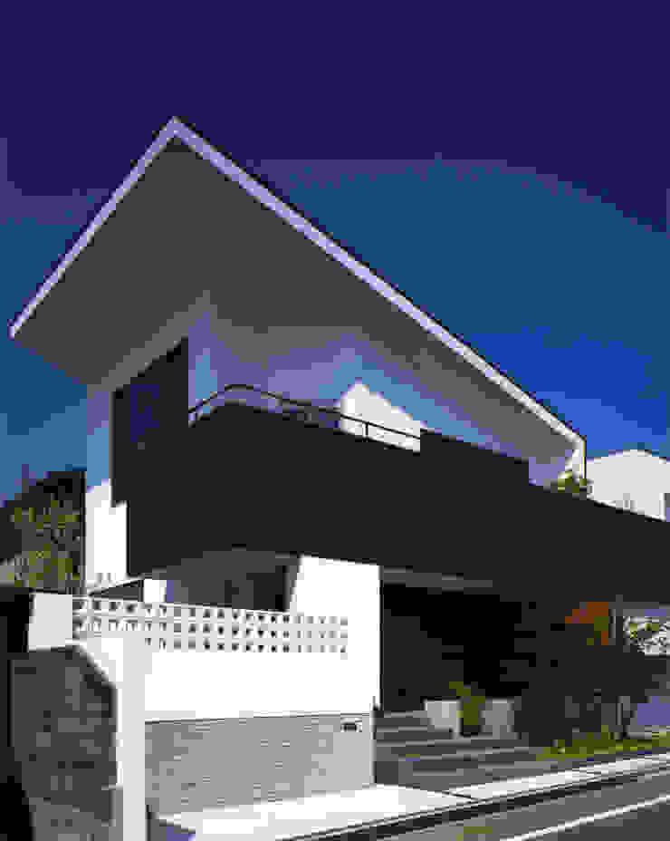G-house 「展望の家」 モダンな 家 の Architect Show Co.,Ltd モダン