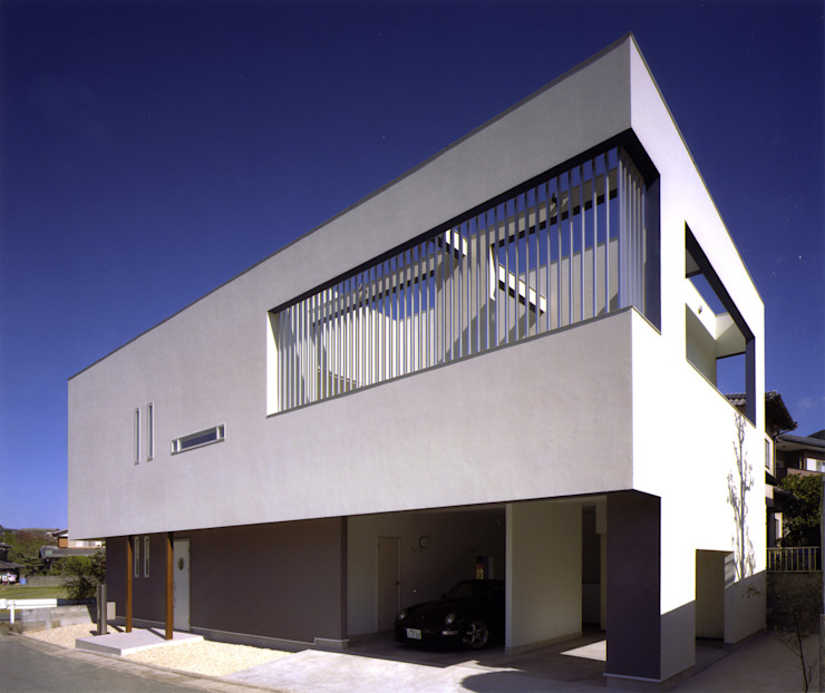 Casas modernas de Architect Show Co.,Ltd Moderno