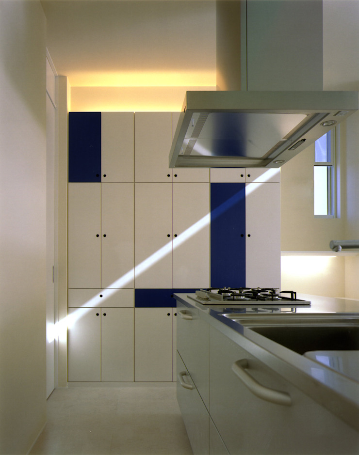 Cocinas de estilo moderno de Architect Show Co.,Ltd Moderno