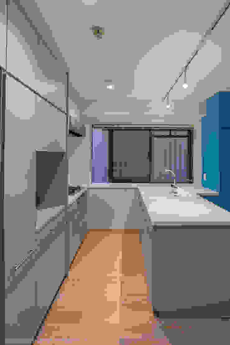 キッチン の 家山真建築研究室 Makoto Ieyama Architect Office